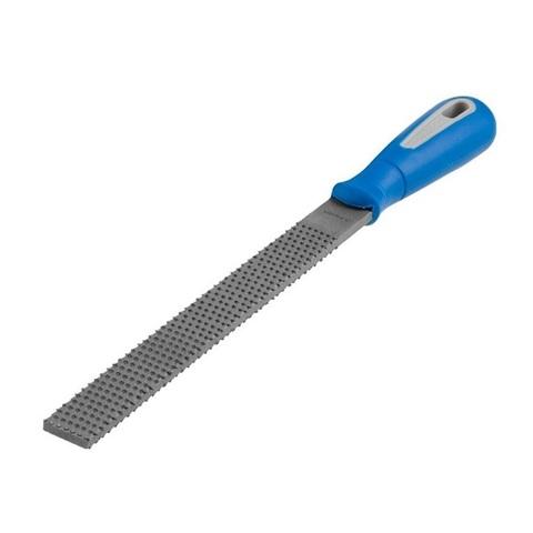 Рашпиль плоский КОБАЛЬТ двухкомпонентная рукоятка, № 2, 200мм, подвес (247-781)