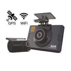 Видеорегистратор GNET GDR + WIFI + GPS