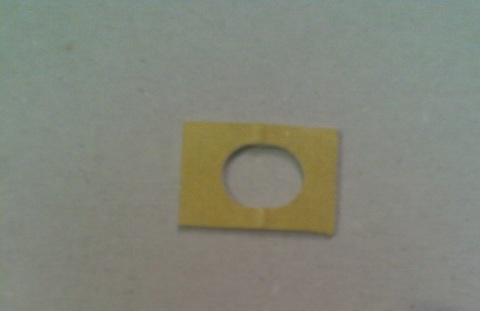 14801397 Шайба упорная для ролика подъмной балки