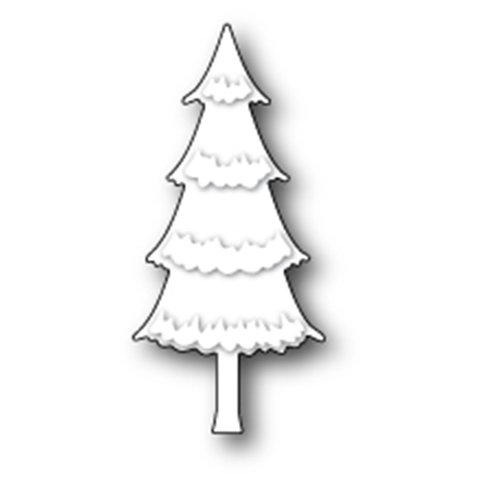 Нож для вырубки  Small Winter Pine craft die