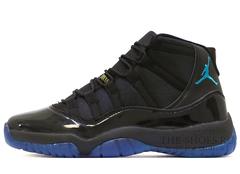 Кроссовки Мужские Nike Air Jordan XI Retro Black Violet