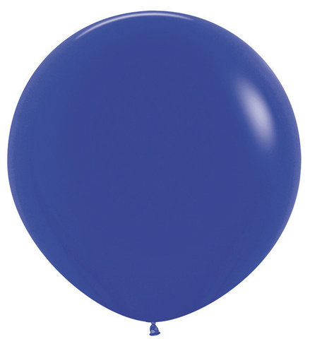 Шар (30''/76 см) Синий (041), пастель
