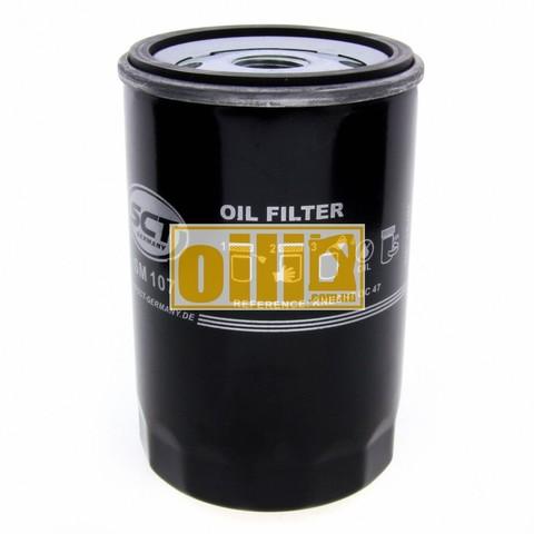 Фильтр масляный SCT SM107 (Audi, New Holland, Opel, Porsche, Seat, Toyota, Volvo, VW)