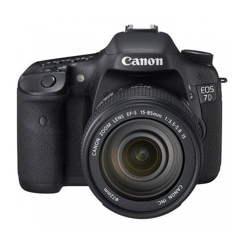 Canon EOS 7D kit 18-135mm IS