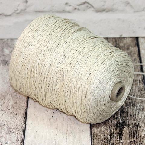 Ленточный шелк (100%) HASEGAWA 230 кремовый