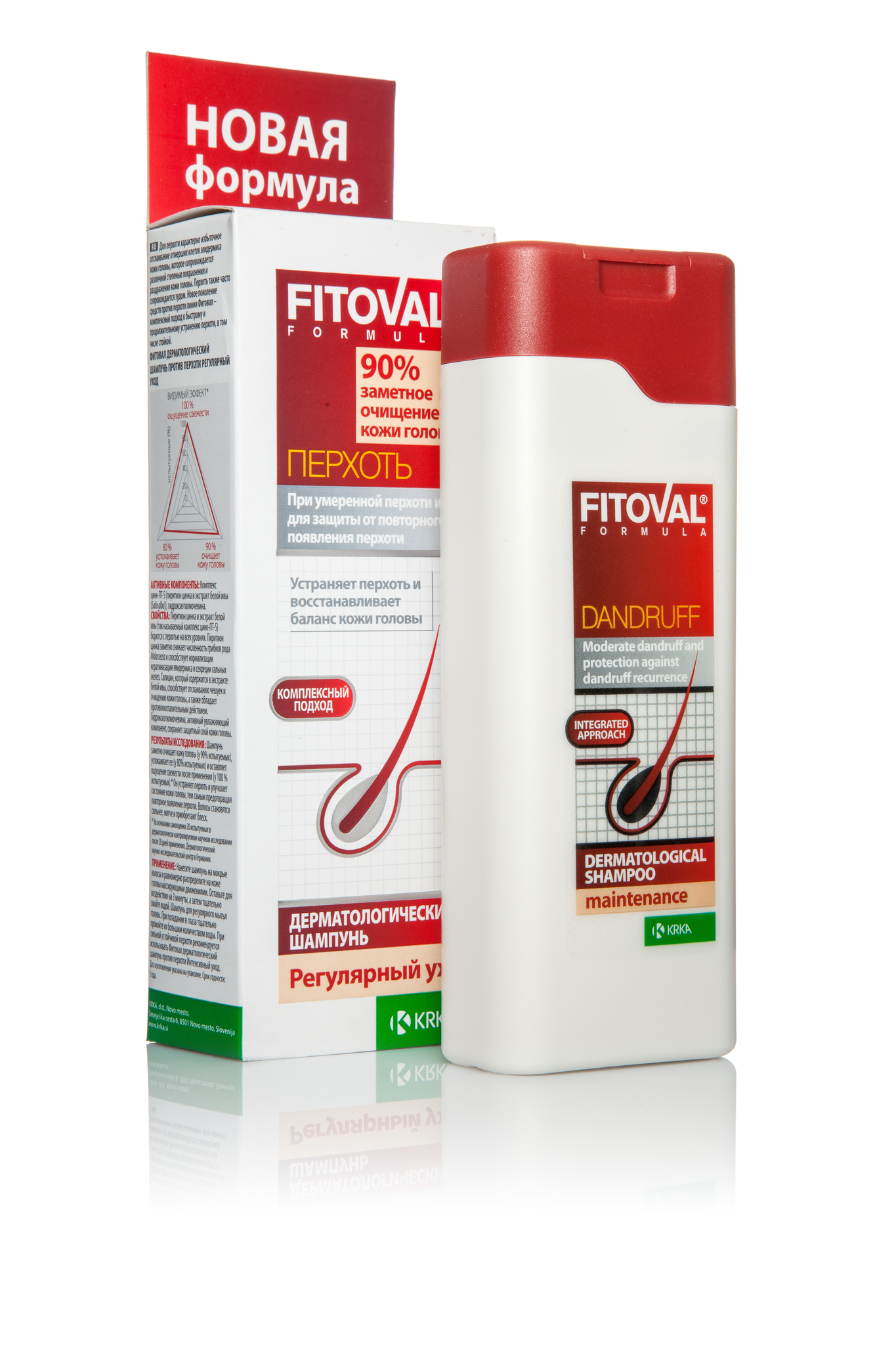 Fitoval formula шампунь для регулярного ухода 200 мл.
