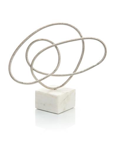 Silver Ribbon Dance I