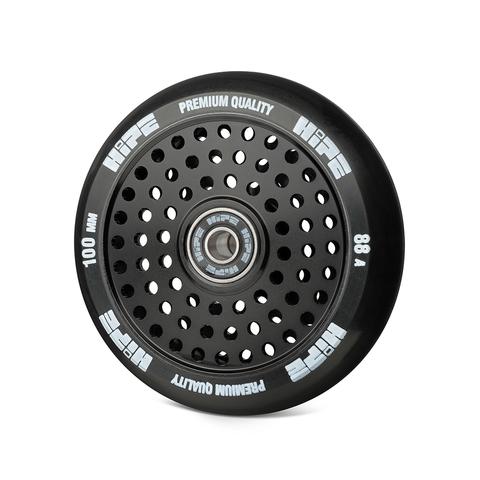 купить фул кор колеса для трюкового самоката с перфорацией
