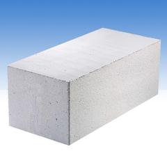 Блок стеновой газобетонный Д500, 625х250х100мм