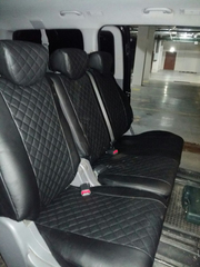 Чехлы на Hyundai H1 (Starex) 2007–2019 г.в.