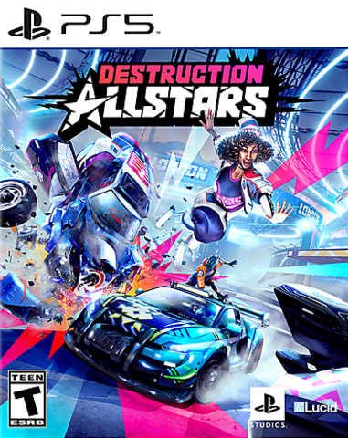 PS5 Destruction AllStars (русская версия)