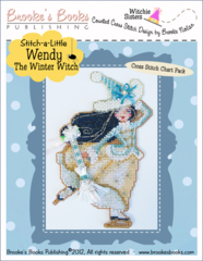 Brooke`s Books Publishing  Wendy the Winter Witch