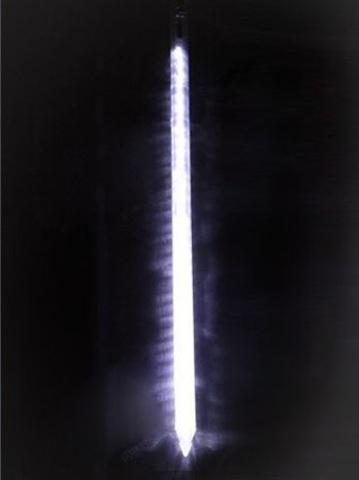 метеорит гирлянда 80 см тающая сосулька LED