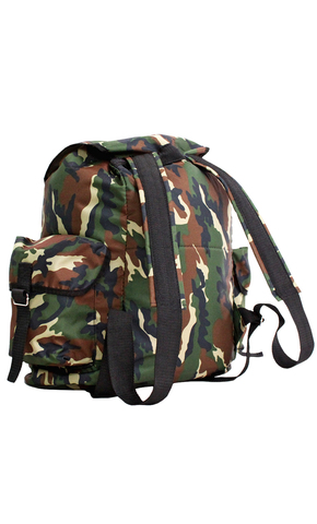 Рюкзак для охоты рыбалки туризма модель 02 (с люверсами) 30 л