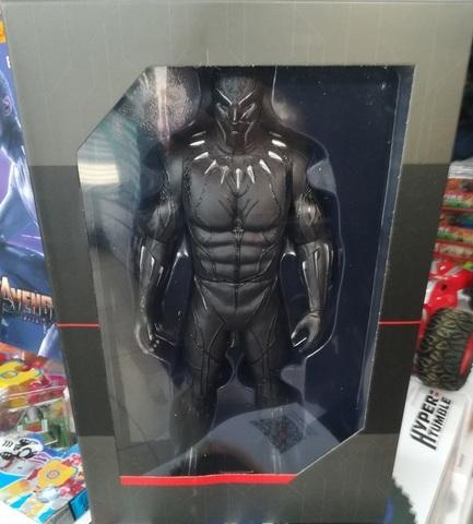 Чёрная пантера в оригинальной упаковке