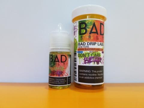 Don't Care Bear by BAD DRIP SALT 30ml