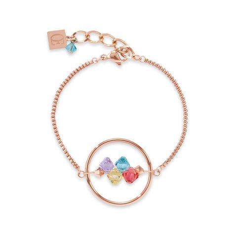 Браслет Multicolour Pastel 5002/30-1522