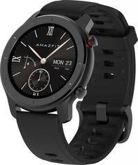 Смарт часы Xiaomi Amazfit GTR 42mm (Черный) Starry Black