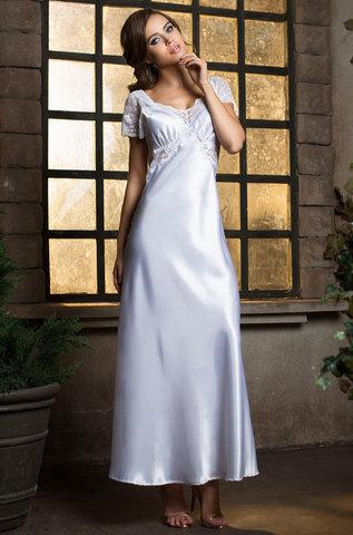 Сорочка женская  MIA-MIA Lady in white Леди в белом 17258