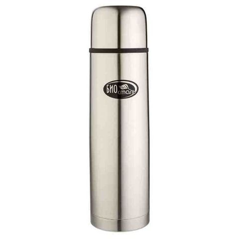 Термос Biostal (0,75 литра), стальной