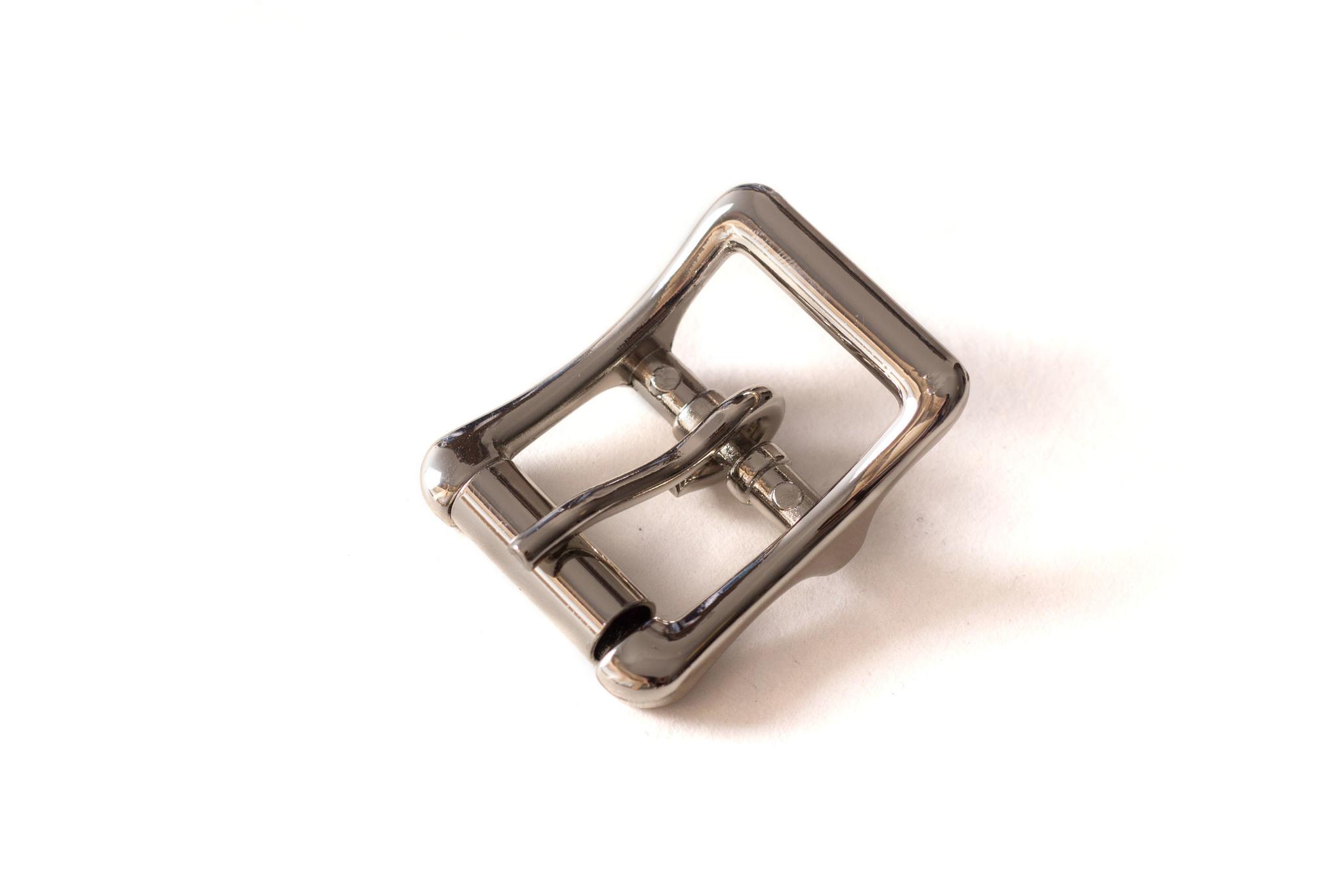 Пряжка 21 мм, никель