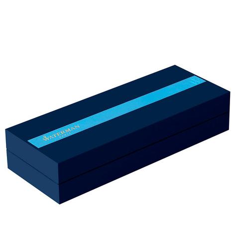 Waterman Charleston - Ebony Black GT, перьевая ручка, F