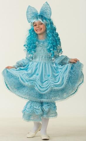Карнавальный костюм Мальвины 1