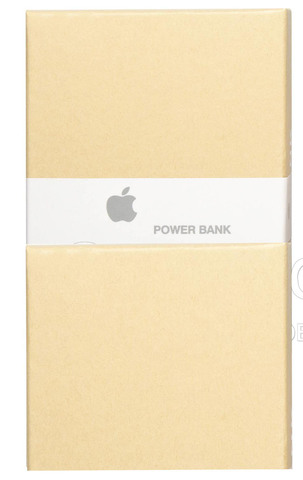 POWER BANK APPLE 30000 MAH