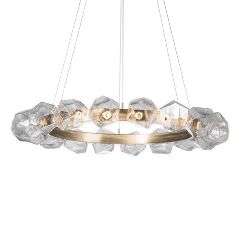 светильник 304 by Light Room ( золото + прозрачный )