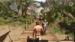 Risen 2: Dark Waters (Xbox 360, английская версия)