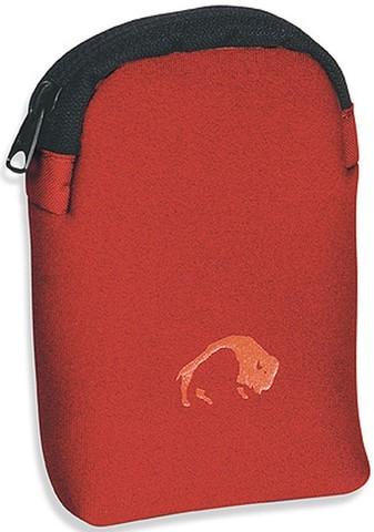 Картинка чехол Tatonka Neopren Zip Bag red