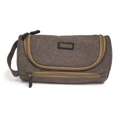 сумочка для туалетных принадлежностей l'hedoniste коричневая
