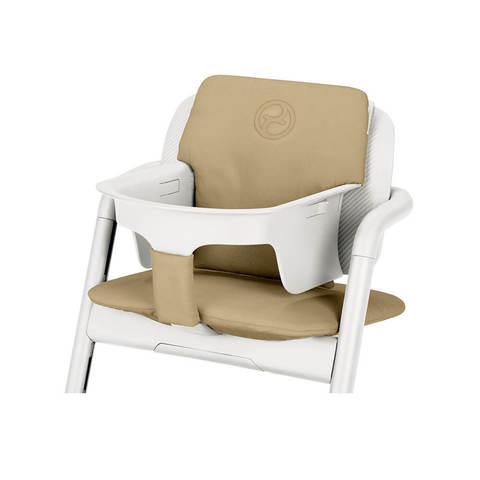 Набор мягких чехлов к стульчику Cybex Lemo Comfort Inlay Pale Beige