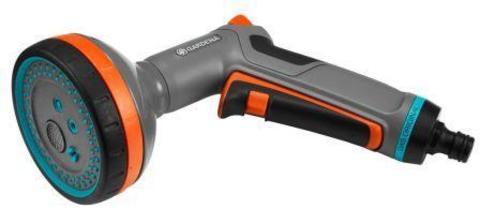 18315-34.000.00  GARDENA Пистолет-распылитель для полива многофункциональный Comfort (Дисплей)