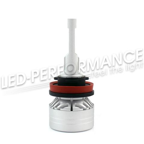 Светодиодная лампа H9 H11 X9, 2 шт