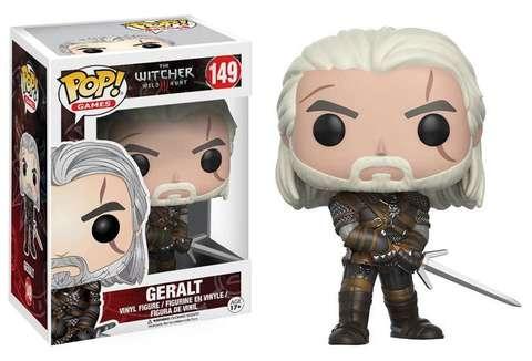 Geralt (the Witcher: Wild Hunt) Funko Pop! || Ведьмак Геральт