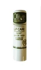 Гигиеническая помада увлажняющая Olive Beaty Medi Care с алоэ