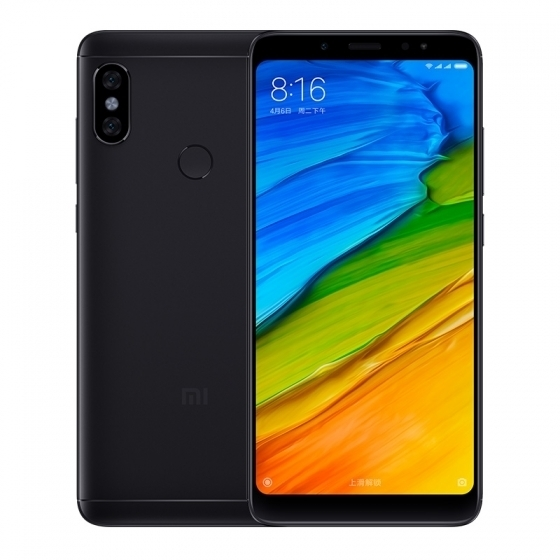 Xiaomi Redmi Note 5 4/64Gb Black