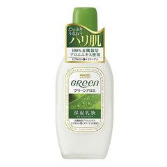 Meishoku Green Plus Aloe Astringent - Лосьон увлажняющий и подтягивающий кожу лица