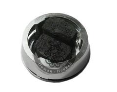 Натуральный кокосовый уголь Yahya Elegance Crystal (Яхуа Элеганс Кристал ) для кальяна | 0,5кг 39шт под калауд