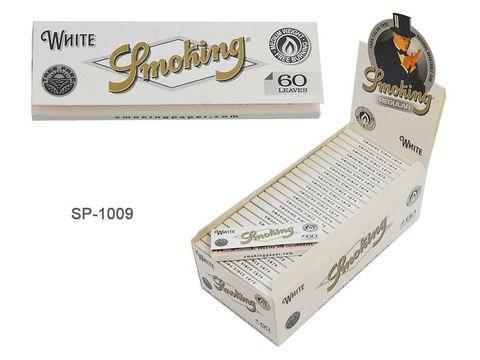 Сигаретная бумага Smoking №8 White