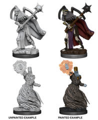 Pathfinder Battles Deep Cuts Unpainted Miniatures - Liches