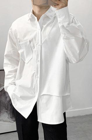 Рубашка «HUCE»