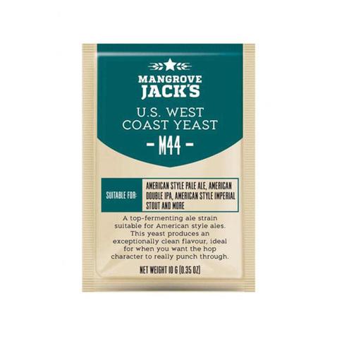 Дрожжи US West Coast Yeast M44, 10 гр
