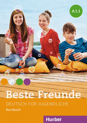 Beste Freunde: Kursbuch A1.1