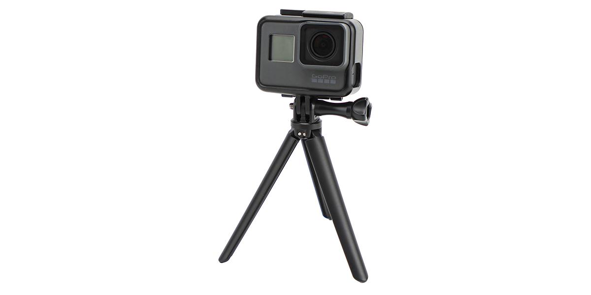 Крепления на штатив GoPro Tripod Mounts (ABQRT-002) тренога с камерой