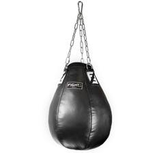 Боксерская груша FIGHTtech SBL8, 30кг кожа