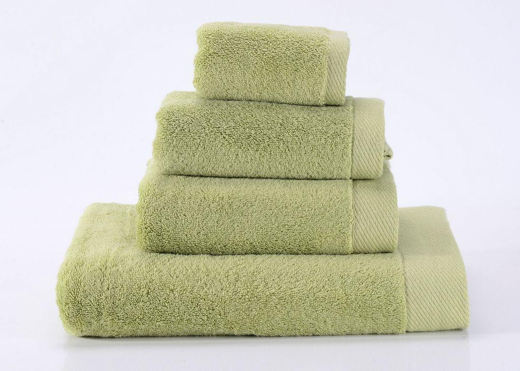 Полотенца Seashells-6 зеленое махровое  полотенце Valtery seashells-6-.jpg