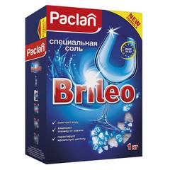 Соль для посудомоечных машин Paclan Brileo 1 кг