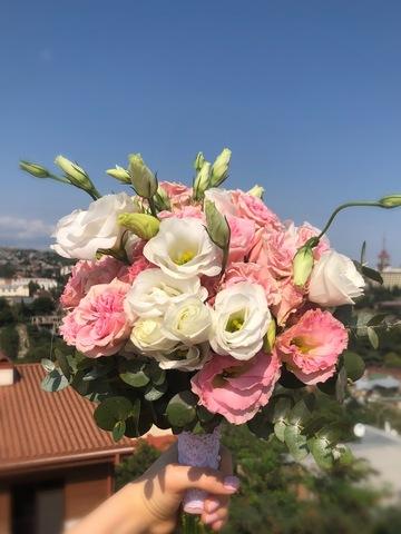 купить букет невесты в Казбеги